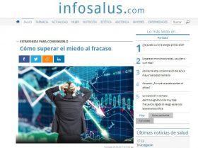 Infosalus: Cómo superar el miedo al fracaso