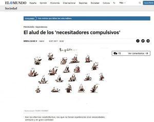 El Mundo: El alud de los 'necesitadores compulsivos'