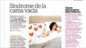 Mia: Síndrome de la cama vacía