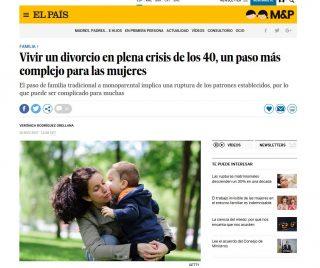 Vivir un divorcio en plena crisis de los 40, un paso más complejo para las mujeres