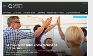 EMPRESAS SALUDABLES: La inspiración tribal como técnica de motivación