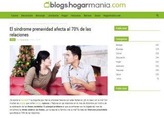 blogshogarmania: El síndrome prenavidad afecta al 70% de las relaciones