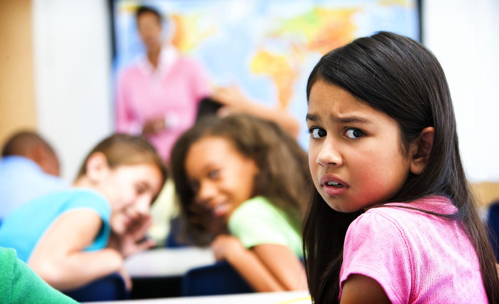 Cómo afecta el divorcio y el bullying a los hijos