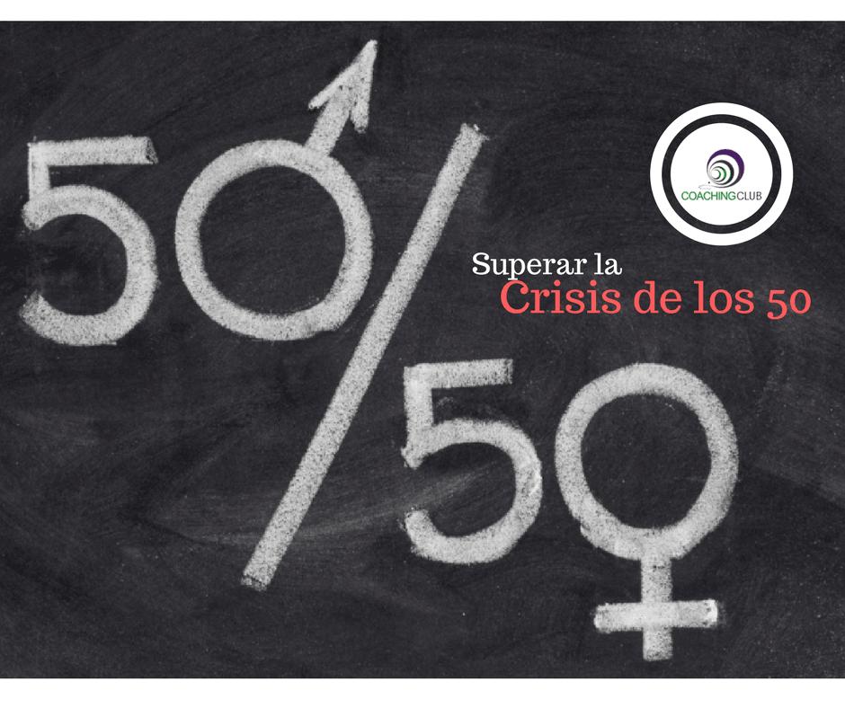 Como superar la crisis de los cincuenta años en la mujer