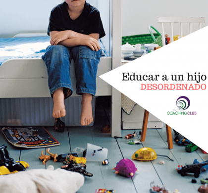 Como educar a mi hijo despistado y desorganizado
