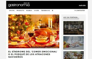 diario de gastronomía: El síndrome del 'comer emocional' o el porqué de los atracones navideños