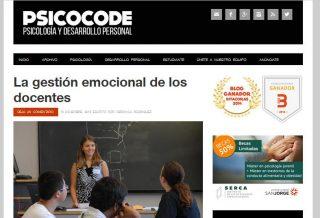 PSICOCODE: La gestión emocional de los docentes
