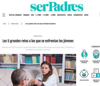 serPadres: Los 5 grandes retos a los que se enfrentan los jóvenes